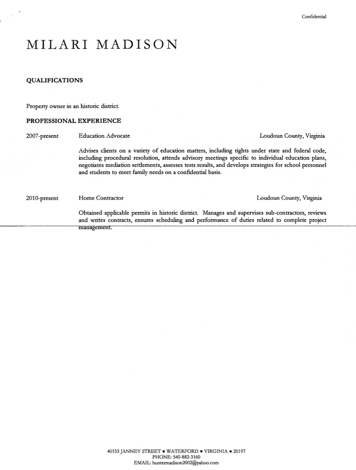 qualifications for a resume cipanewsletter qualifications on a resume
